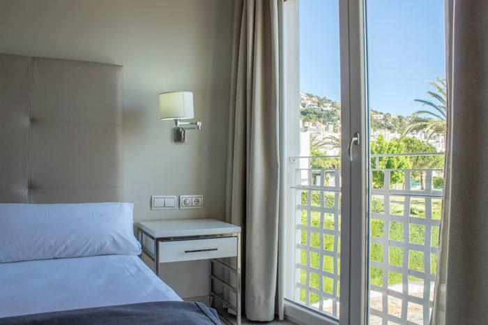 habitaciones hotel atlantico zahara